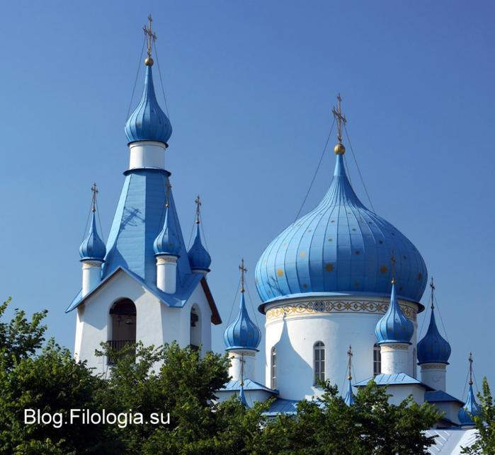 Церковь Рождества Христова в Петербурге на Средней Рогатке