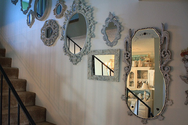 зеркало в интерьере (640x427, 107Kb)