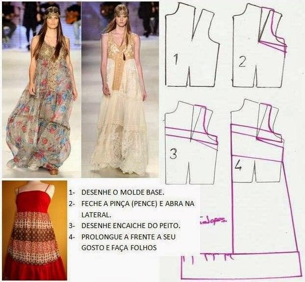 платье выкройка3 (604x558, 243Kb)