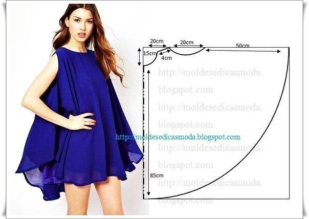 платье выкройка7 (604x428, 136Kb)