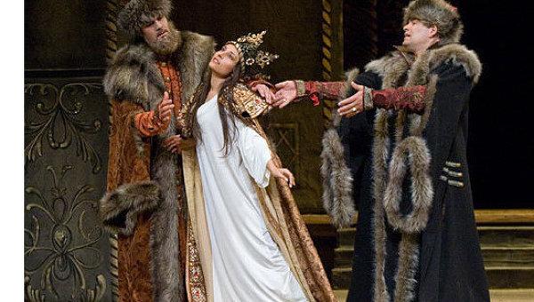 Билеты на оперу царская невеста