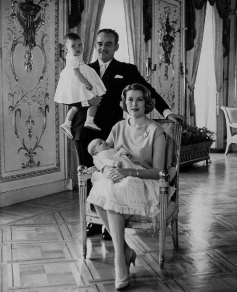Принцесса монако грейс келли дети фото