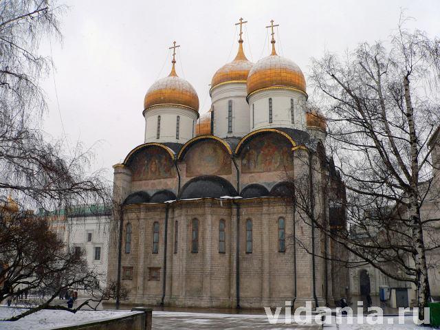 Успенский собор Кремль (640x480, 73Kb)