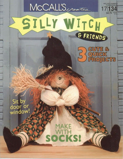 McCALL'S SILLY WITCH (395x512, 186Kb)