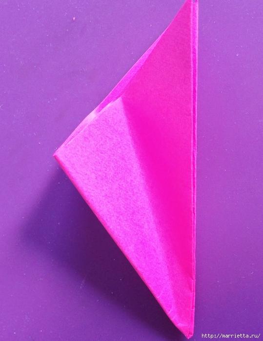 Цветы из мешковины - Эхинацея Пурпурная. Мастер-класс (7) (539x700, 241Kb)