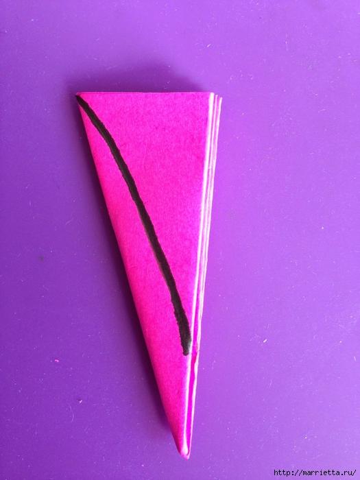 Цветы из мешковины - Эхинацея Пурпурная. Мастер-класс (11) (525x700, 245Kb)