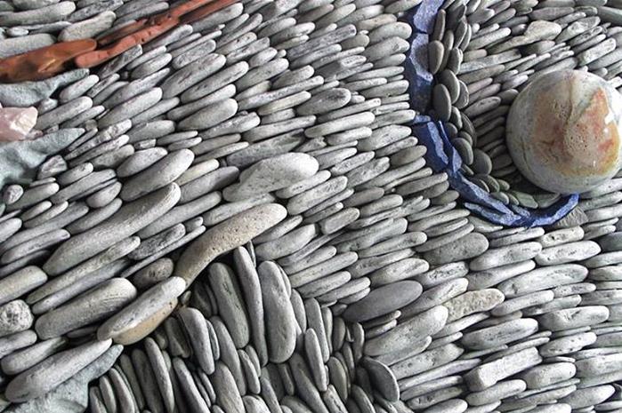 декоративные мозаики из камня 8 (700x465, 357Kb)