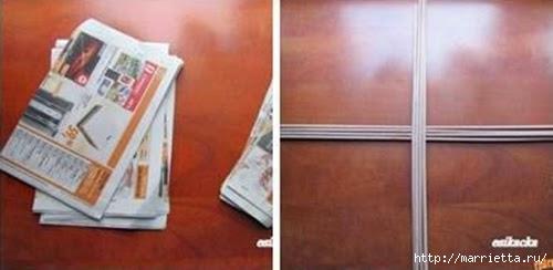 ШЛЯПКИ. Плетение из газетных трубочек (23) (500x244, 62Kb)