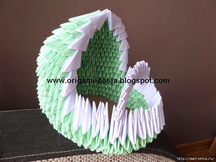 Модульное оригами. Коляски (26) (700x525, 233Kb)