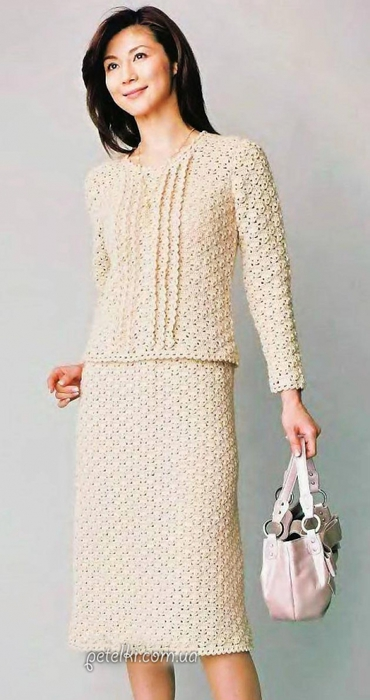 Креативные элегантные женские костюмы