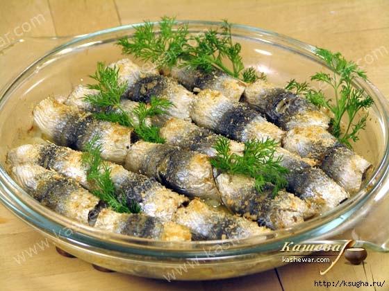 Блюда из салаки рецепты с фото