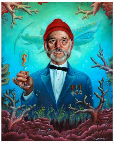 art-постер-Водная-жизнь-песочница-560342 (480x600, 308Kb)
