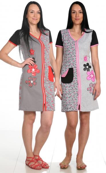 Домашние халаты - неотъемлемая часть гардероба любой современной женщины (8) (370x600, 203Kb)