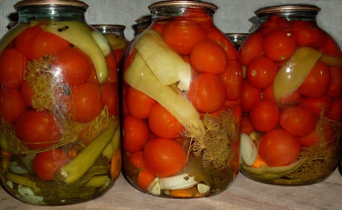Рецепт маринованные помидоры фото