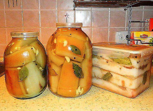 Соление чеснока в домашних условиях