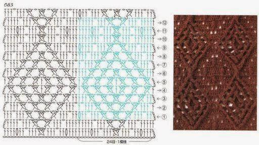 pontos croche bonitos (3) (512x287, 162Kb)