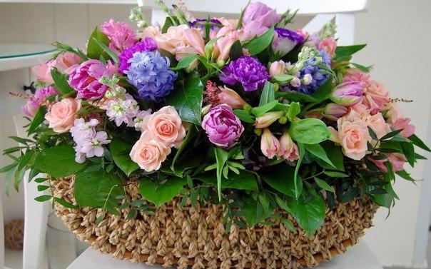 Сервис доставки букетов покажет все удобства заказа цветов в интернете