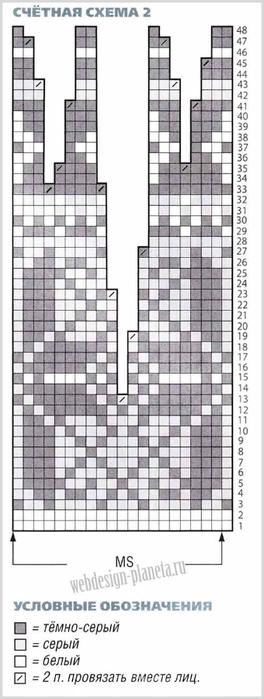 vyazanyj-zhaket-spitsami-s-zhakkardovymi-uzorami-shema-2 (264x700, 137Kb)