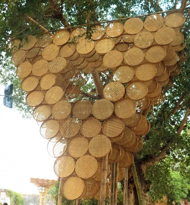 домик на дереве фото 3 (650x700, 541Kb)
