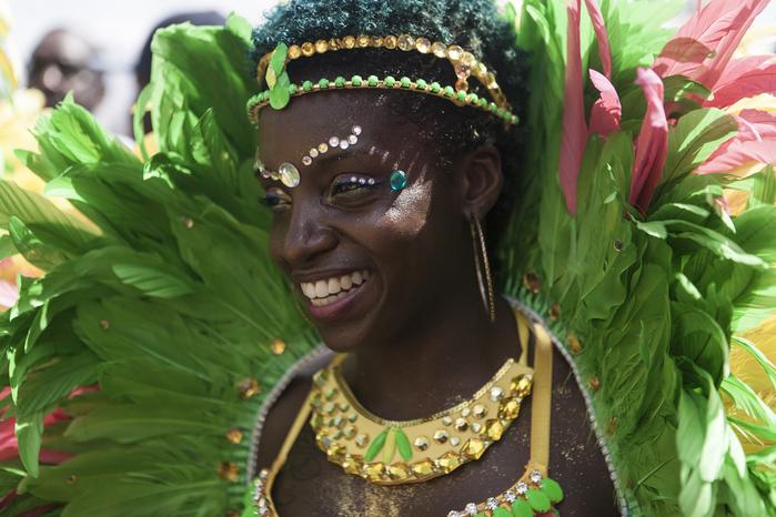 Вест-Индийский парад в нью-йорке фото 8 (700x466, 423Kb)