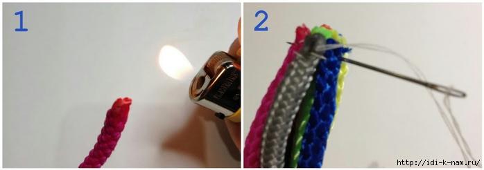 бижутерия своими руками, как сделать браслет для подростка, что можно сделать из веревок, как сделать браслет из веревок, Хьюго Пьюго бижутерия своими руками,