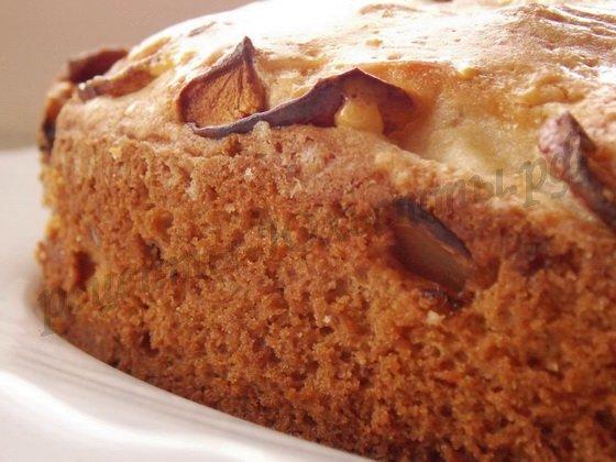 Пышный пирог с яблоками рецепт с фото пошагово