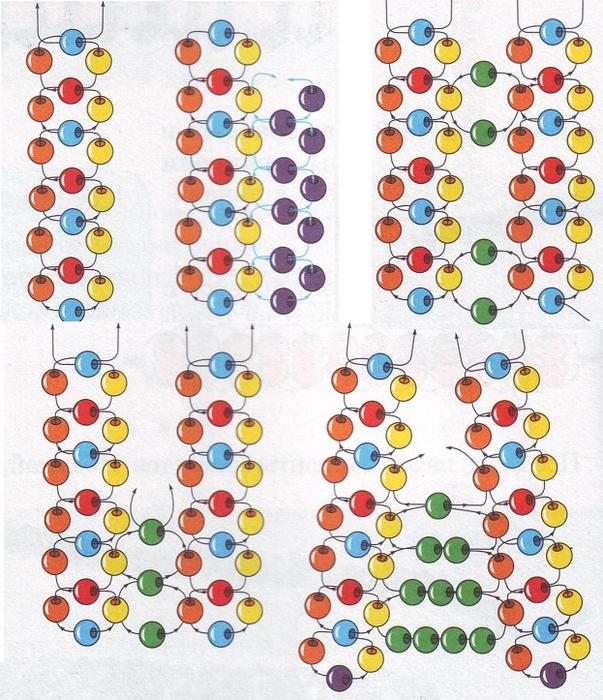 Часть 8 - Схема цепочки для
