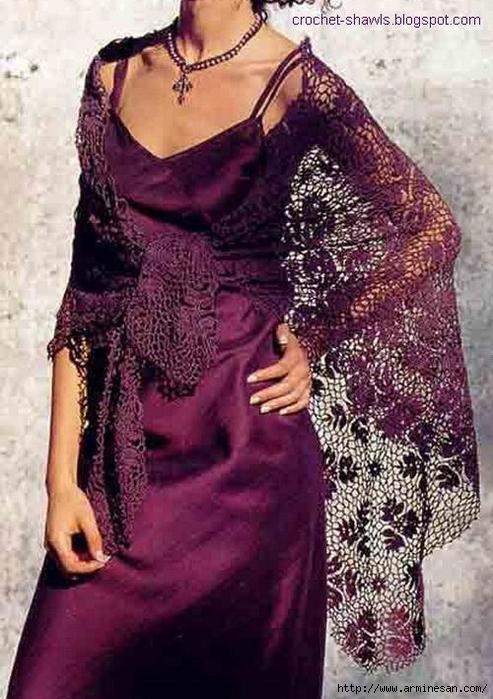 Lace-shawl (493x700, 277Kb)