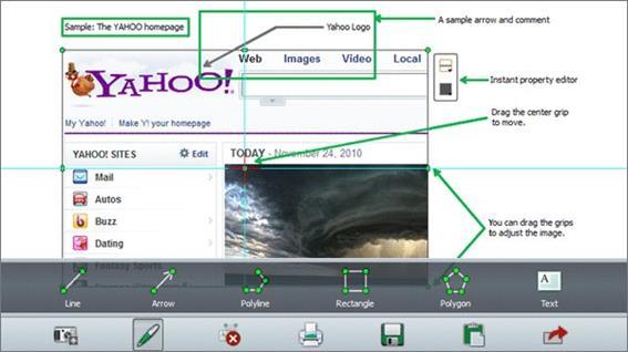 DuckCapture: бесплатная программа для скриншотов
