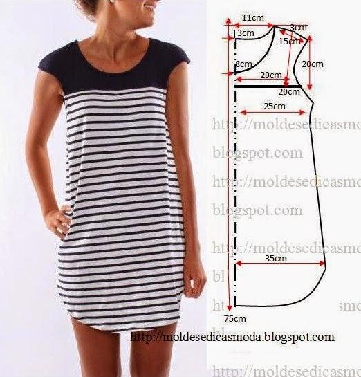 Платье из шелка выкройка простая