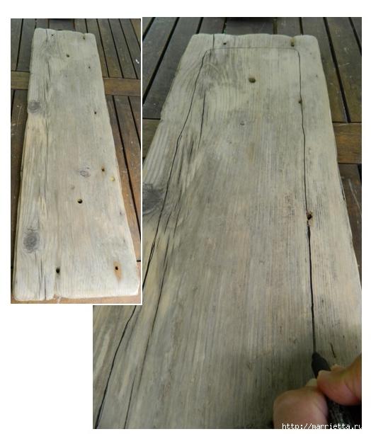 Экостильное панно из гальки и коряжек (1) (524x613, 191Kb)