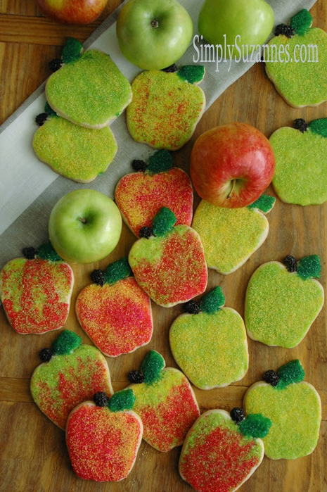 apple sugar cookies 1-2 (465x700, 435Kb)