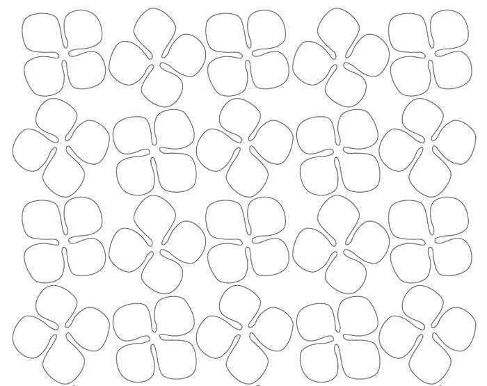 ВЕНОК из бумажных цветов гортензии (1) (700x555, 193Kb)