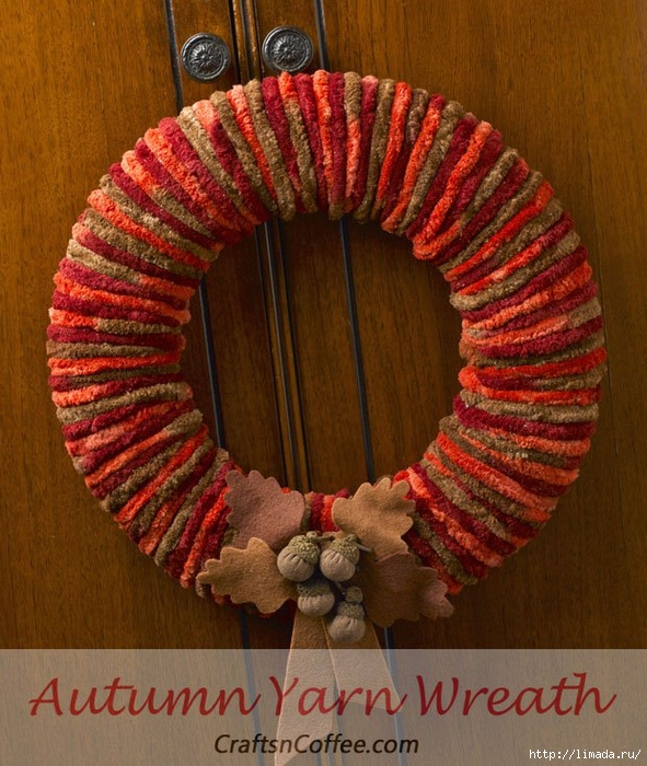 diy-yarn-wreath-for-fall (591x700, 351Kb)