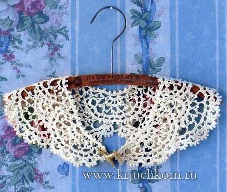 Схемы вязания ажурного