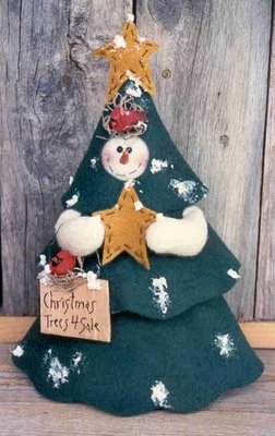 Christmas Trees For Sale ~ Grandma Scuffy%27s %2C Front Cover (2) (252x400, 99Kb)