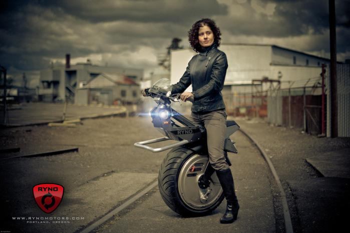 одноколесный мотоцикл RYNO 6 (700x466, 323Kb)