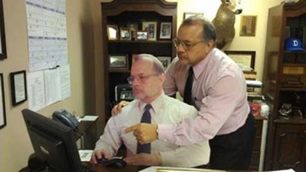 Фотографии странных людей на своем рабочем месте