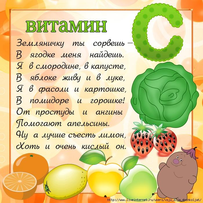 Где искать витамины