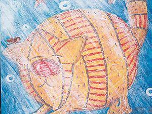 чем заменить акрил масло, как заменить акрил масло, что делать если нет акриловой краски, чем заменить акриловую краску, как смешивать гуашь с клеем ПВА, как можно применить ПВА, чем еще можно покрасить кроме акрила и масла, Хьюго Пьюго рукоделие,