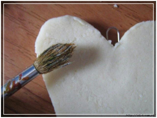 как сделать хорошее соленое тесто, рецепт хорошего соленого теста, Хьюго Пьюго рукоделие,