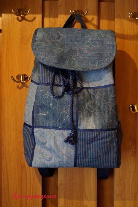Шьем новый рюкзак из старых джинсов/1783336_140820113609 (465x700, 234Kb)