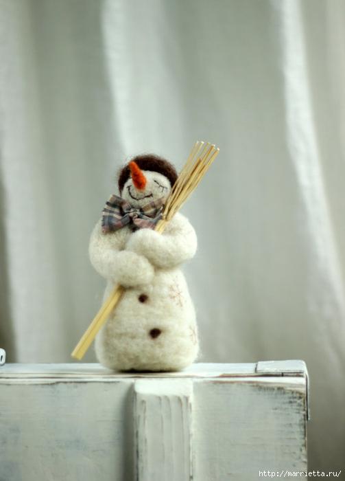 Романтичная овца и другие игрушки в технике валяние (26) (503x700, 158Kb)