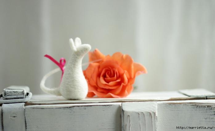 Романтичная овца и другие игрушки в технике валяние (64) (700x425, 158Kb)