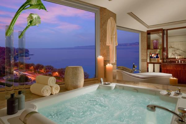 Royal Penthouse Suite в женевском отеле President Wilson - самый дорогой гостиничный номер.2 (600x400, 373Kb)