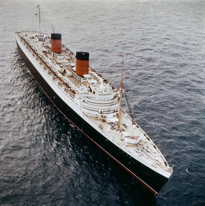 Baltic Queen Virtual Sailor Lusitania