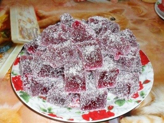Рецепт мармелада с фото
