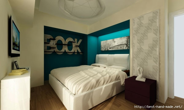 decorating_a_small_bedroom (600x360, 91Kb)