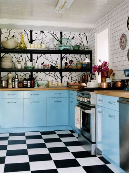 black-white-checkerboard-floors-tiles-in-kitchen3-5 (450x600, 205Kb)