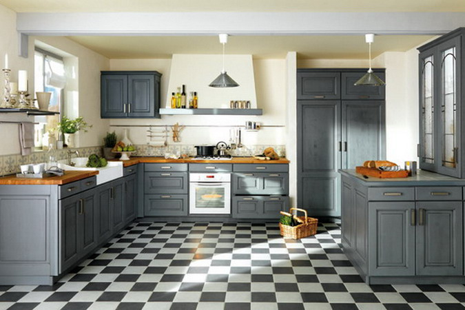 black-white-checkerboard-floors-tiles-in-kitchen10-2 (675x450, 207Kb)